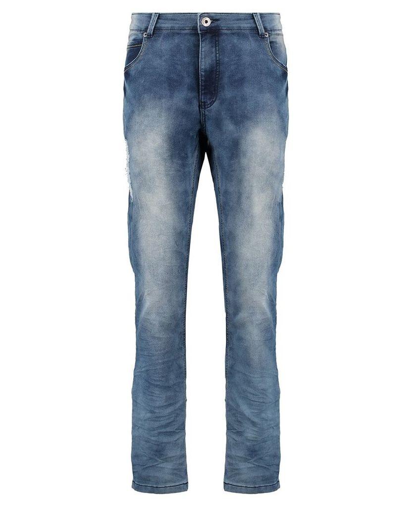 Men's Blue Inc Blue SoulStar Jeans, Blue