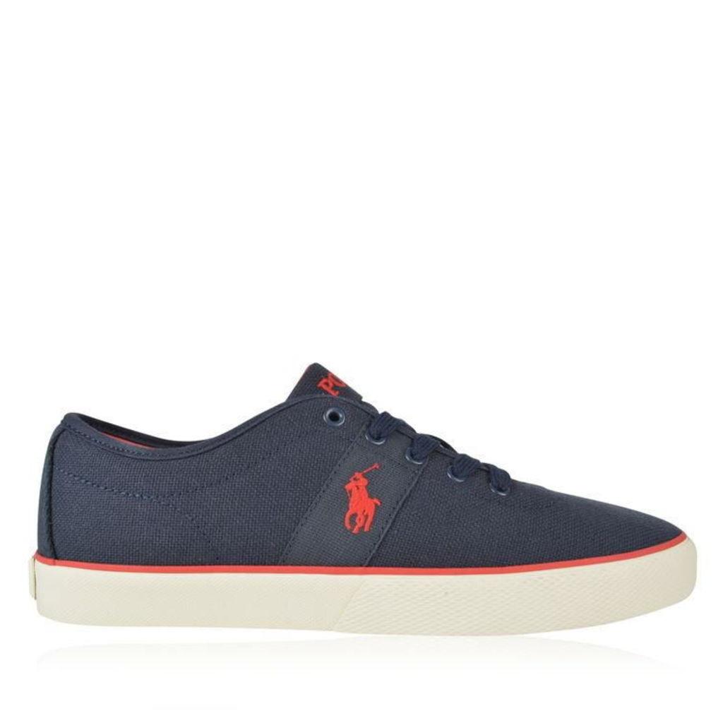 POLO RALPH LAUREN Halford Canvas Shoes