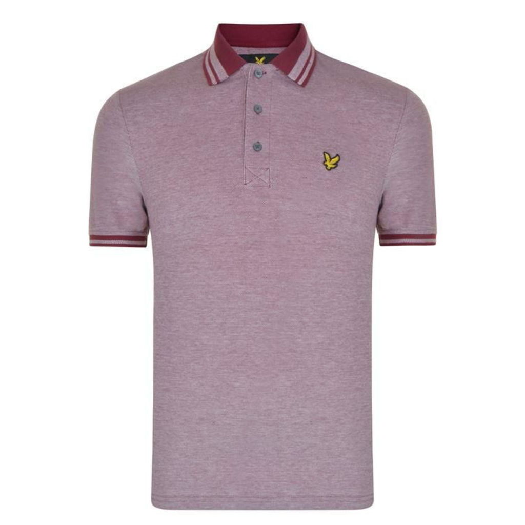 LYLE AND SCOTT Oxford Polo Shirt