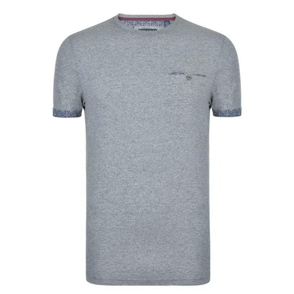 TED BAKER Junoir Print T Shirt