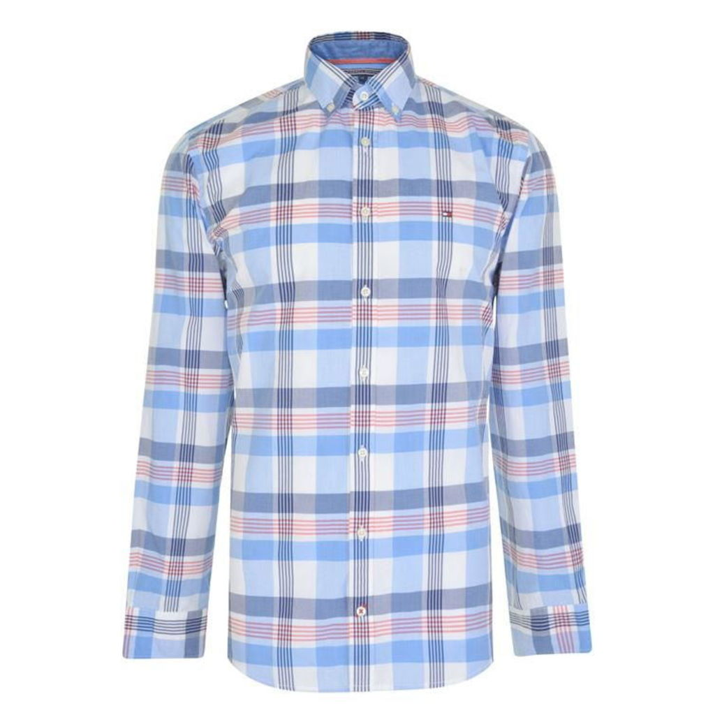 TOMMY HILFIGER Bay Check Shirt