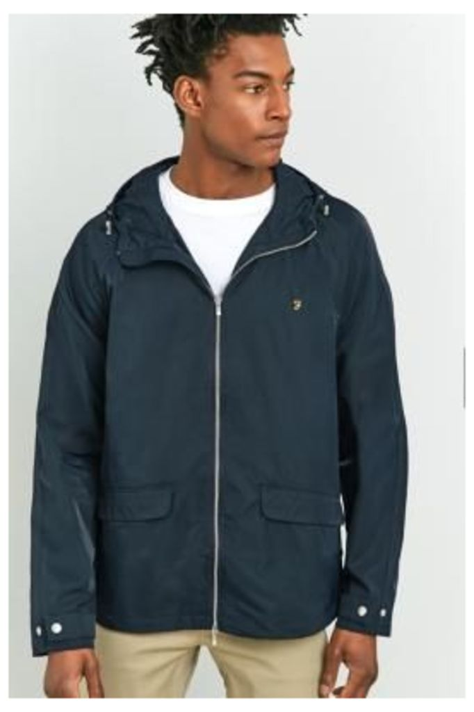 Farah Coulston Navy Jacket, NAVY