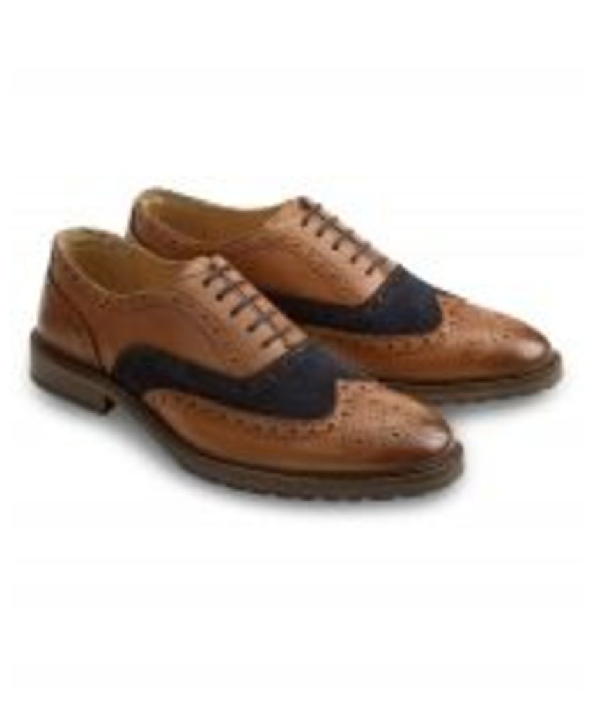 Cool And Classic Leather Brogues