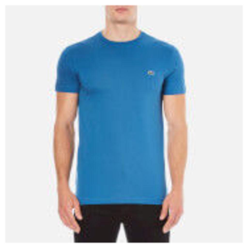 Lacoste Men's Crew Neck T-Shirt - Officer - 5/L