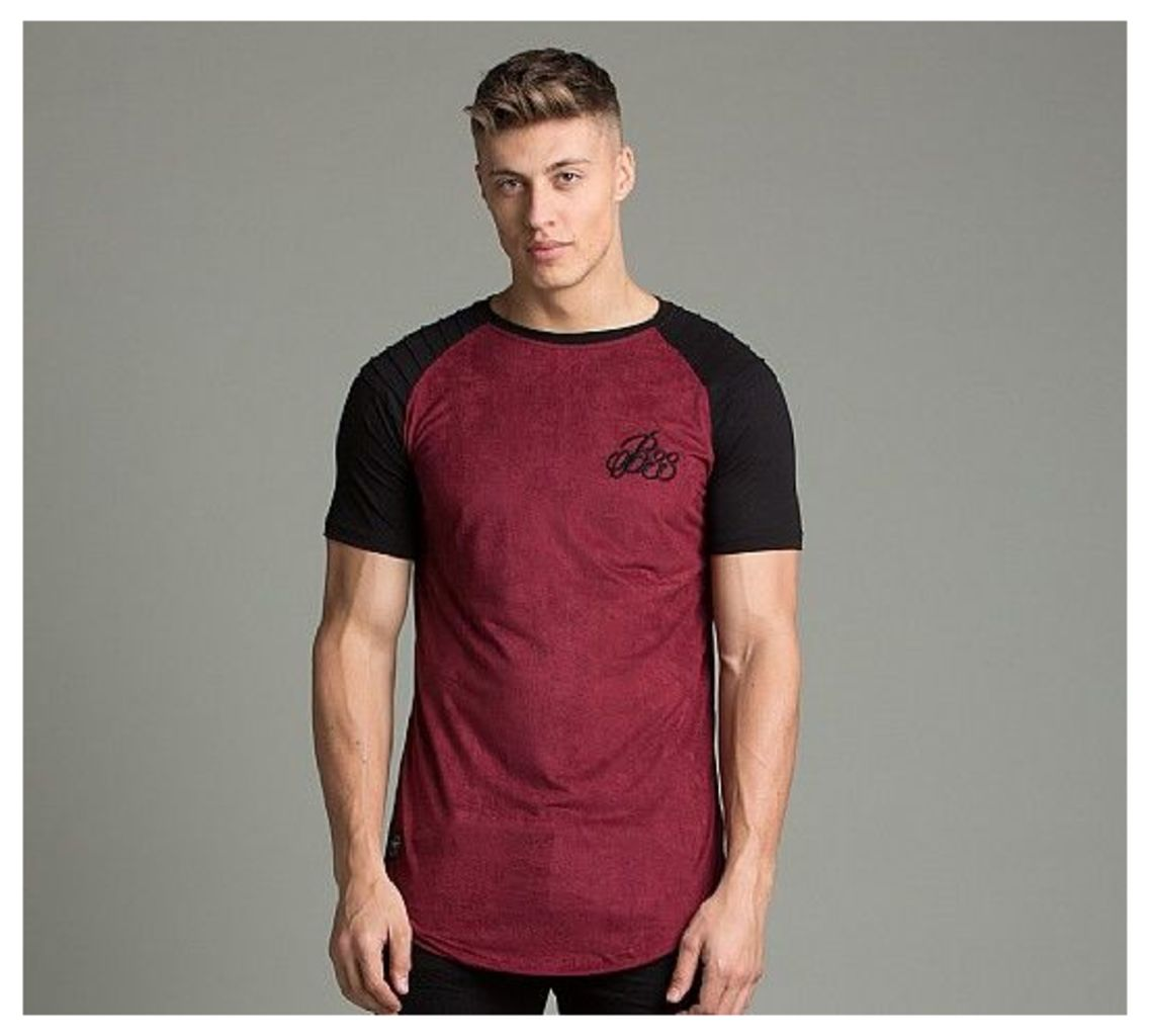 Clermont Suede T-Shirt