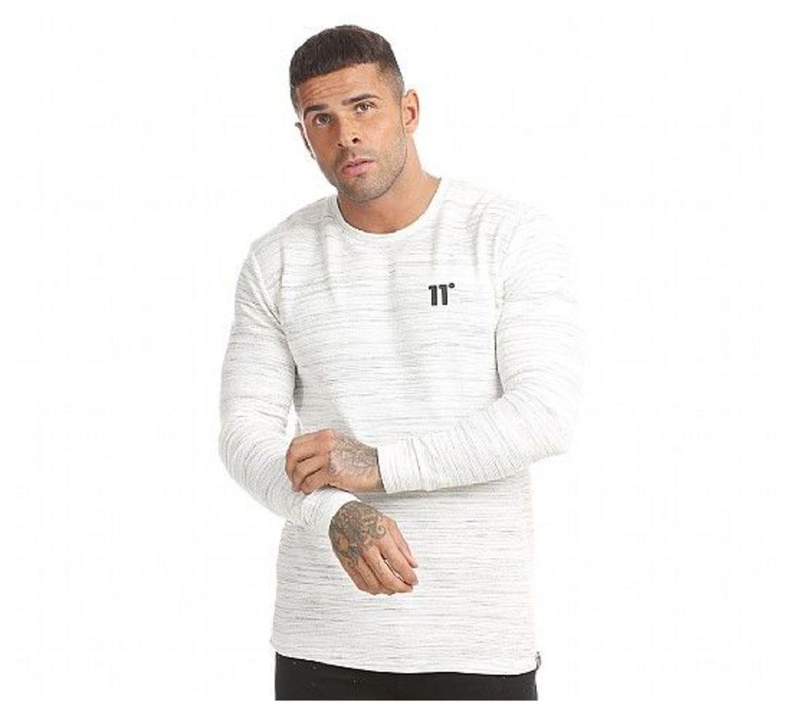 Fleck Long Sleeve T-Shirt