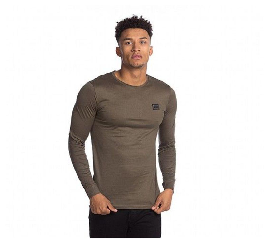 Black Label Long Sleeve T-Shirt