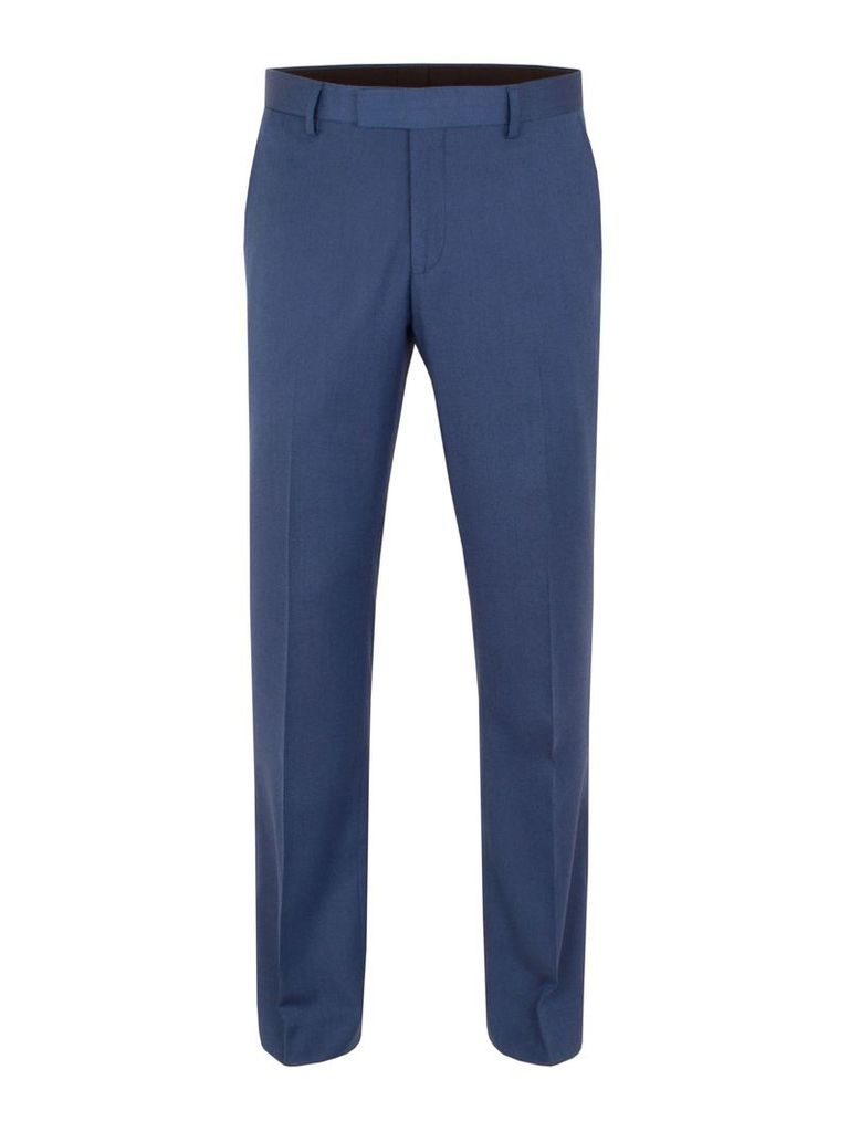 Men's Aston & Gunn Ledston tailored trouser, Bright Blue