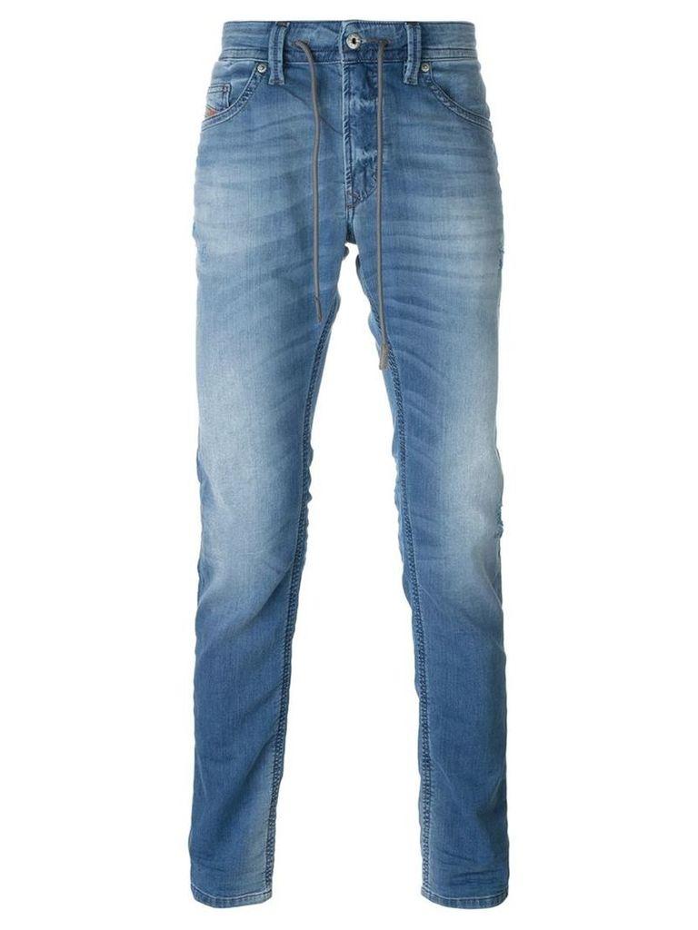 Diesel - 'Thavar' jeans - men - Cotton/Polyester/Spandex/Elastane - 30, Blue