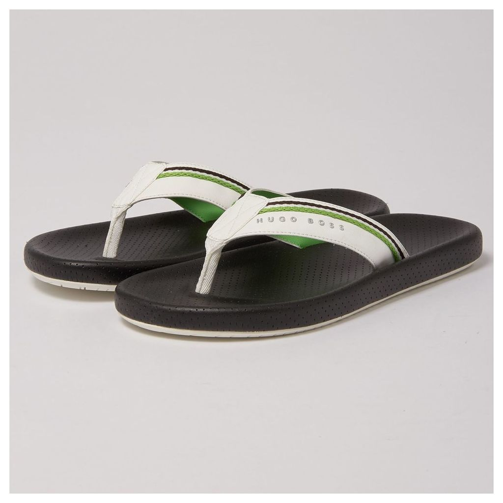 Boss Green Shoreline Black Sandals 50311642