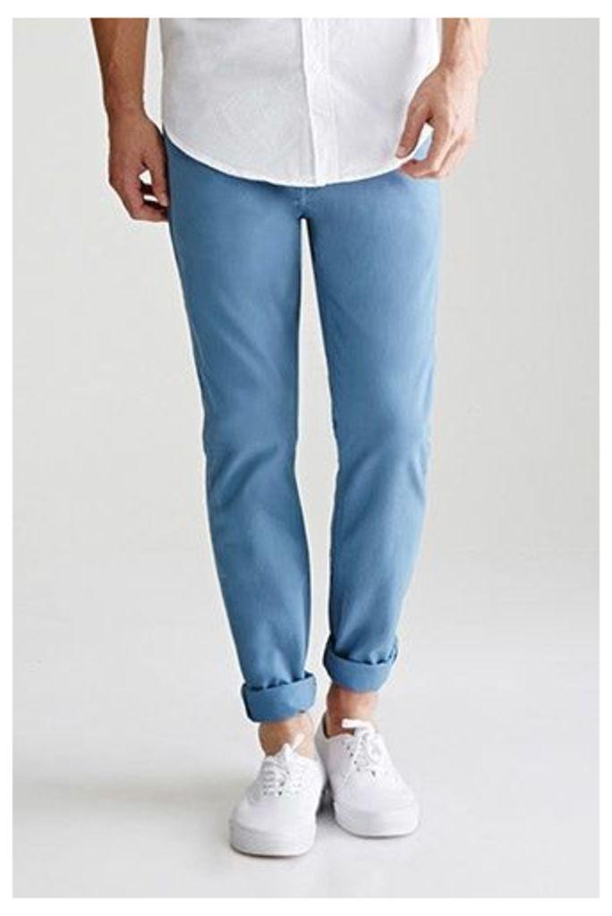 Clean Wash - Slim Fit Jeans