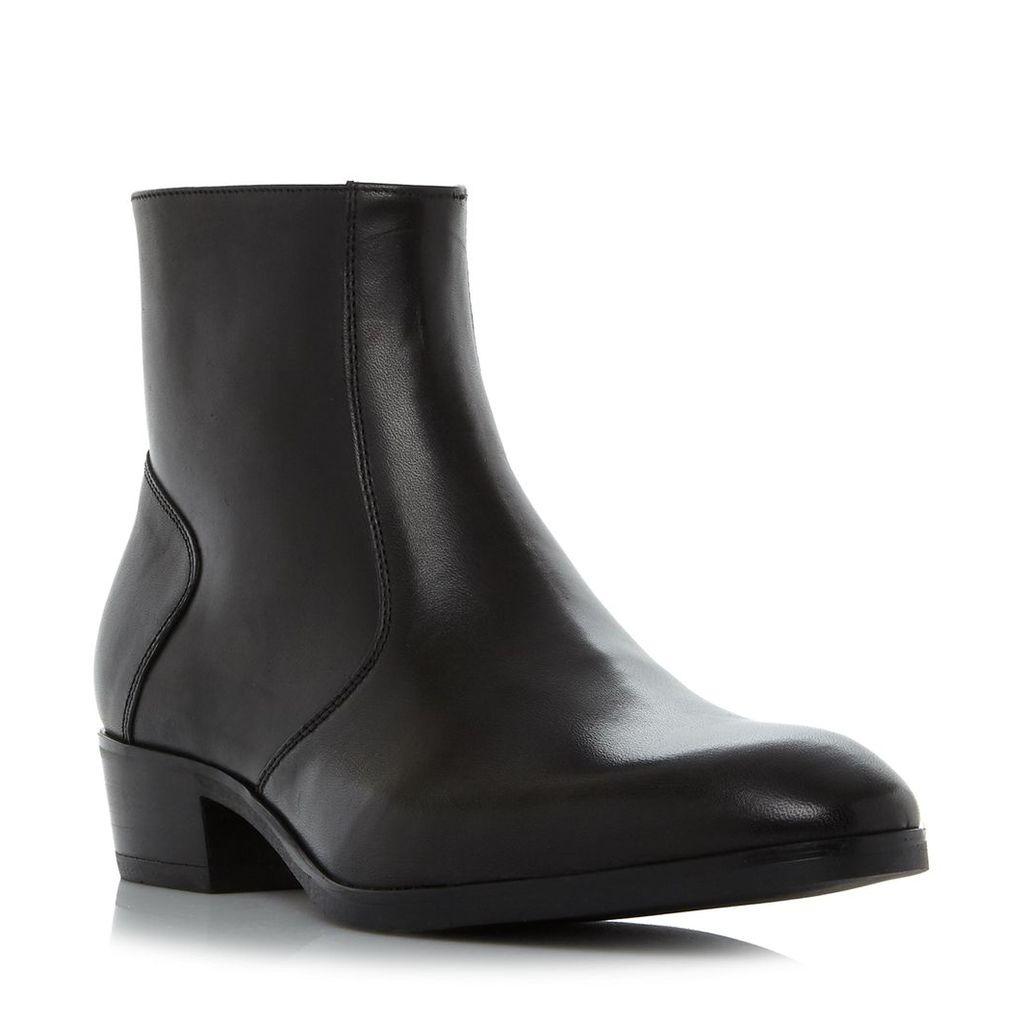 Maraca Cuban Heel Zip Boot