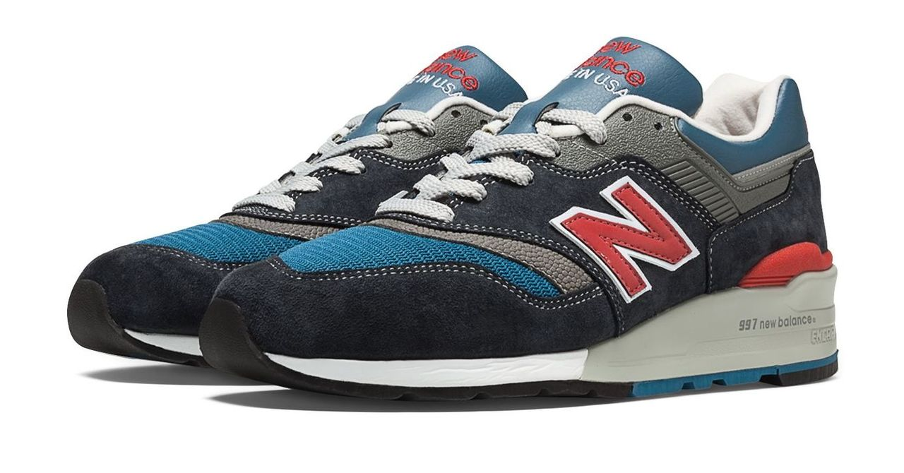 New Balance 997 Connoisseur Men's Made in US Collection M997JNB