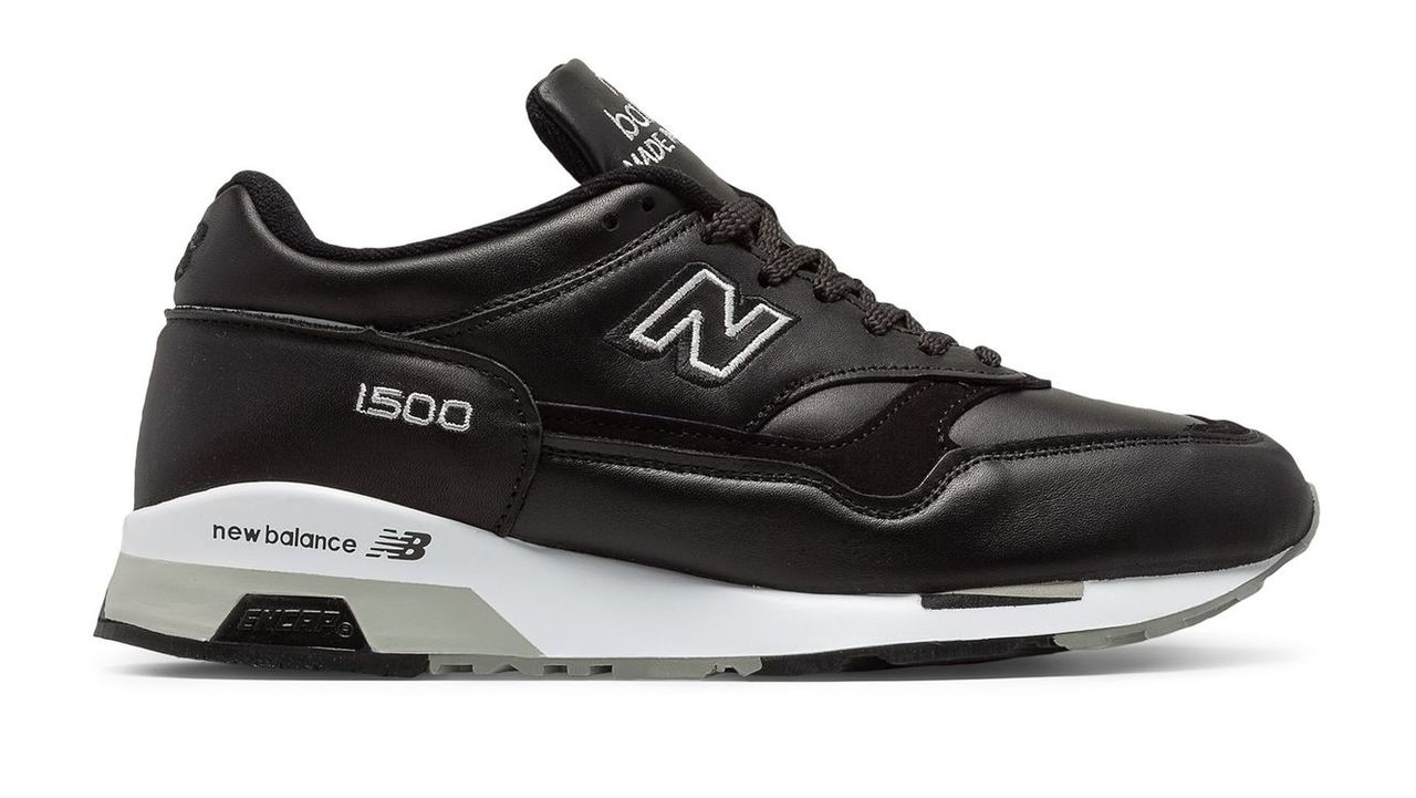 New Balance 1500 Made in UK Leather Men's Made in UK Collection M1500BK