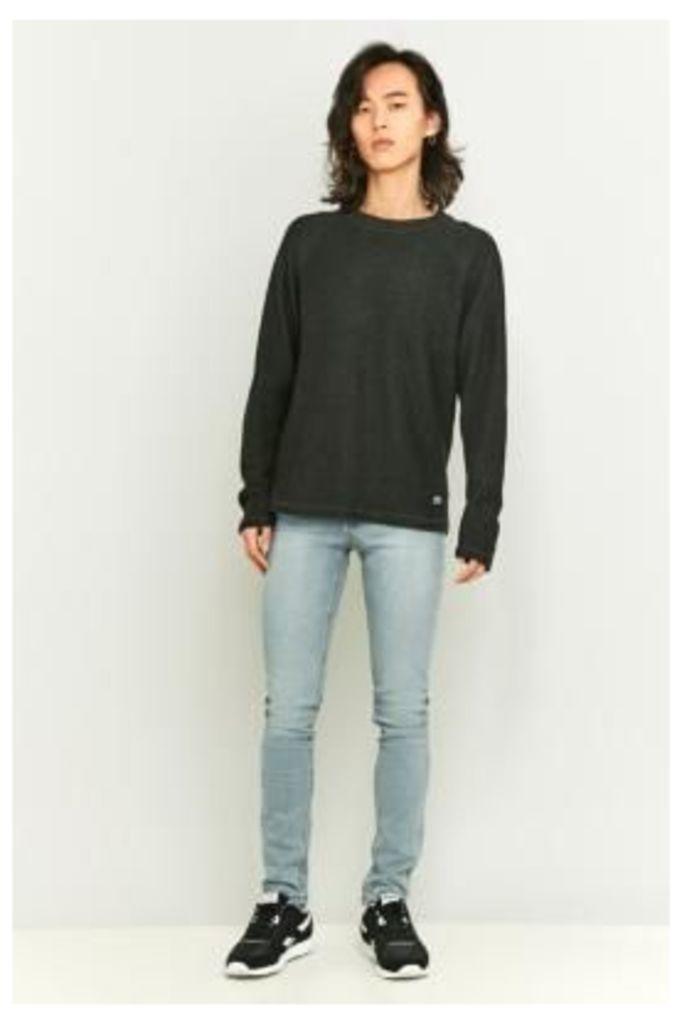 Cheap Monday Tight Stonewash Blue Skinny Jeans, INDIGO