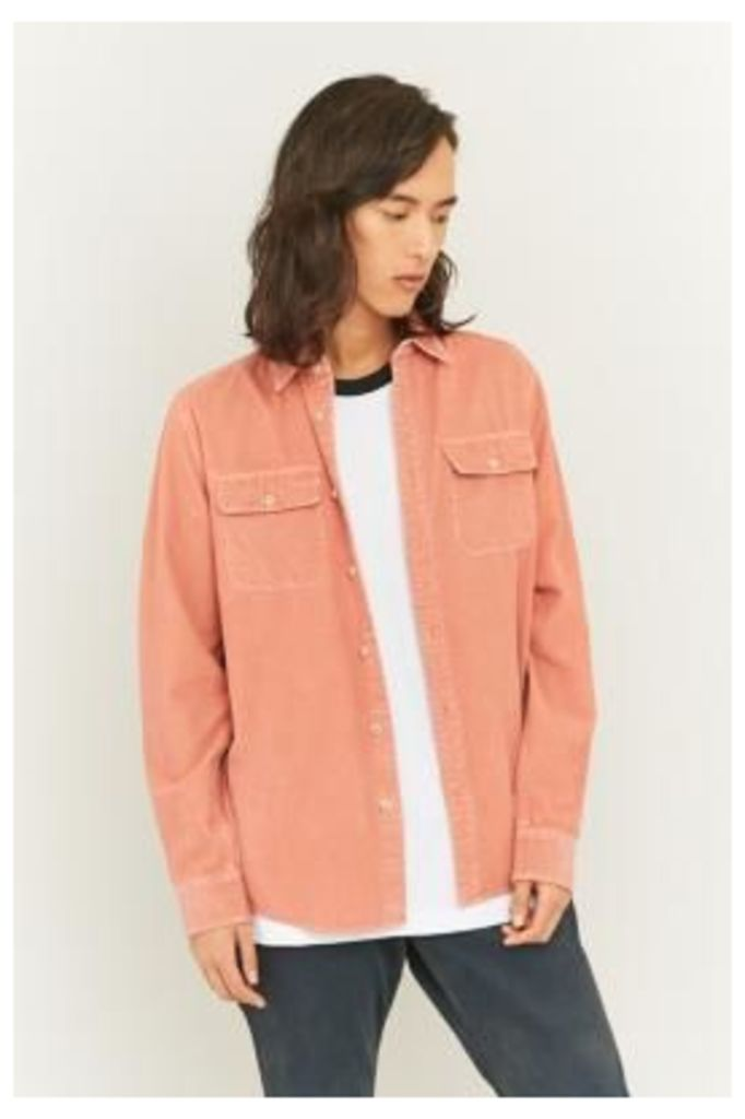 Shore Leave Pink Cord Shirt, PINK