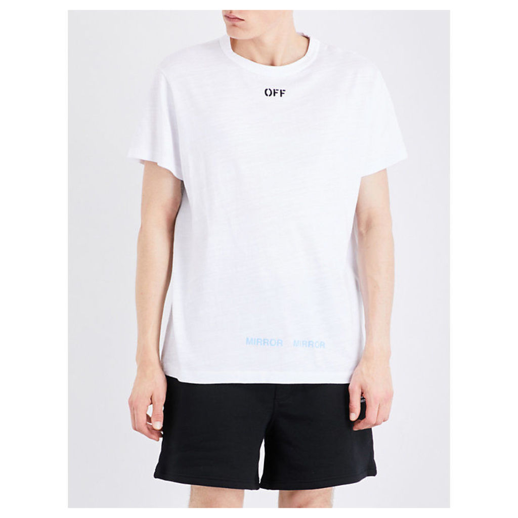 Care Off cotton T-shirt