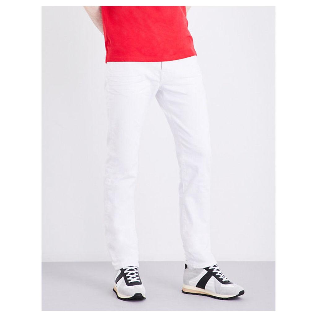 Rocco skinny mid-rise stretch-denim jeans
