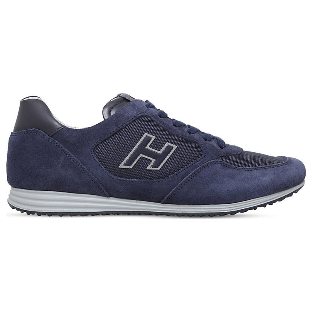 Olympia X H205 suede trainers