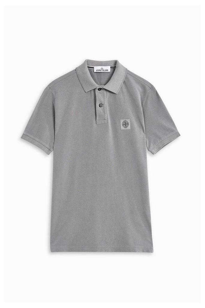 Stone Island Men`s Slim Fit Polo Boutique1