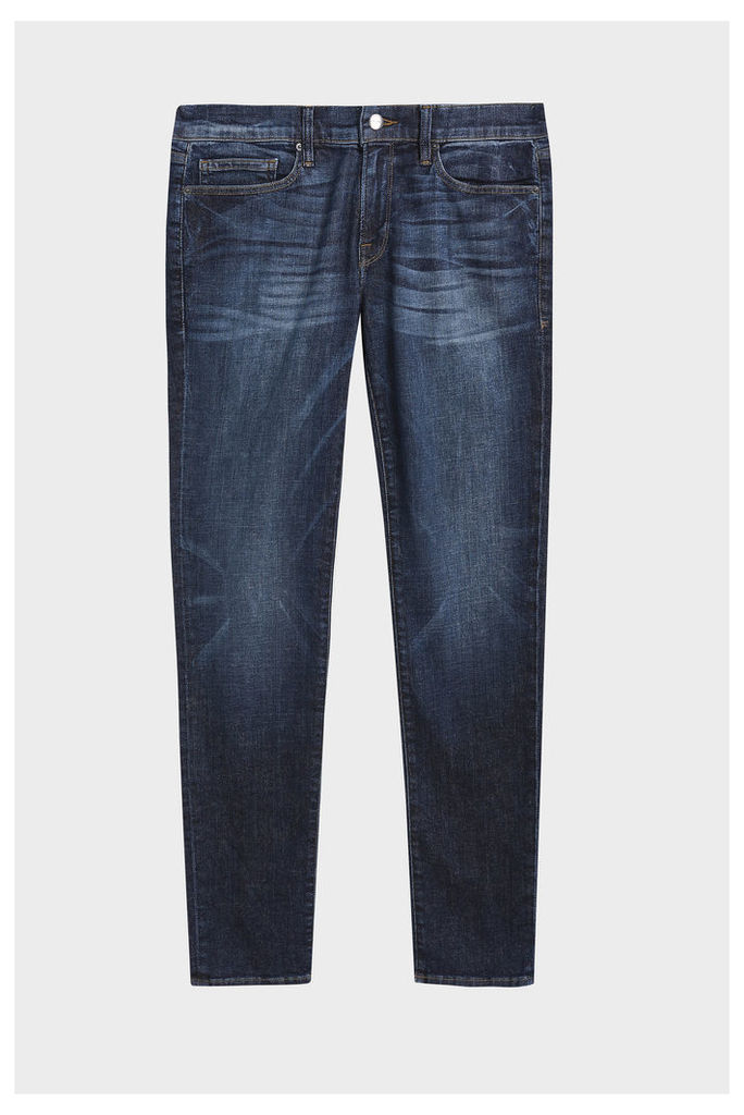 Frame Denim Men`s L Homme Washed Skinny Boutique1