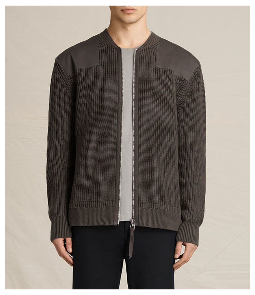 Byde Zip Through Jumper