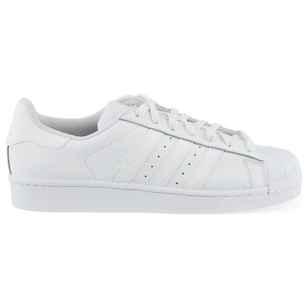 Adidas Superstar 1 trainers, Mens, Size: 10/01/1900, White mono foundatio