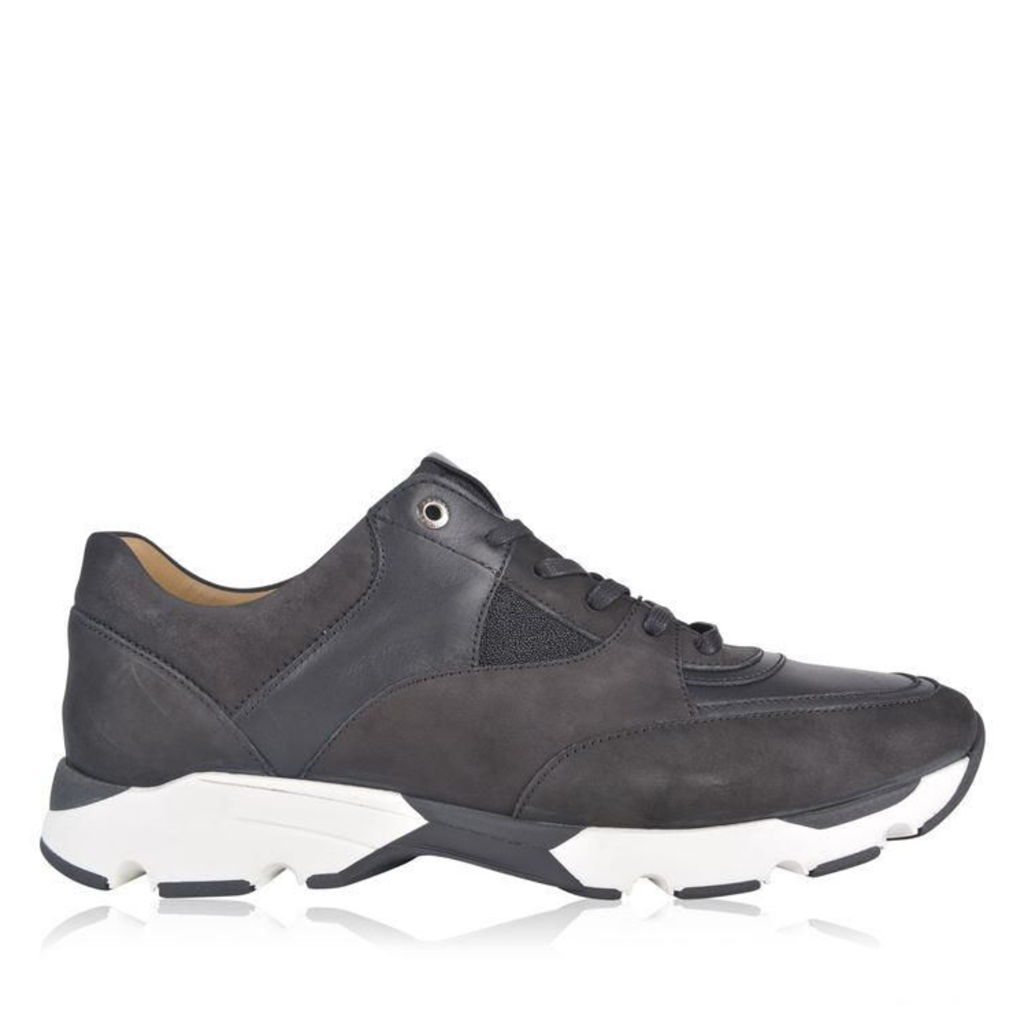 ANDROID HOMME Belter Caviar Trainers