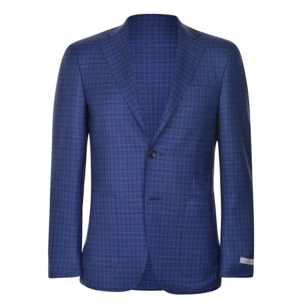 CANALI Kei Patched Pocket Jacket