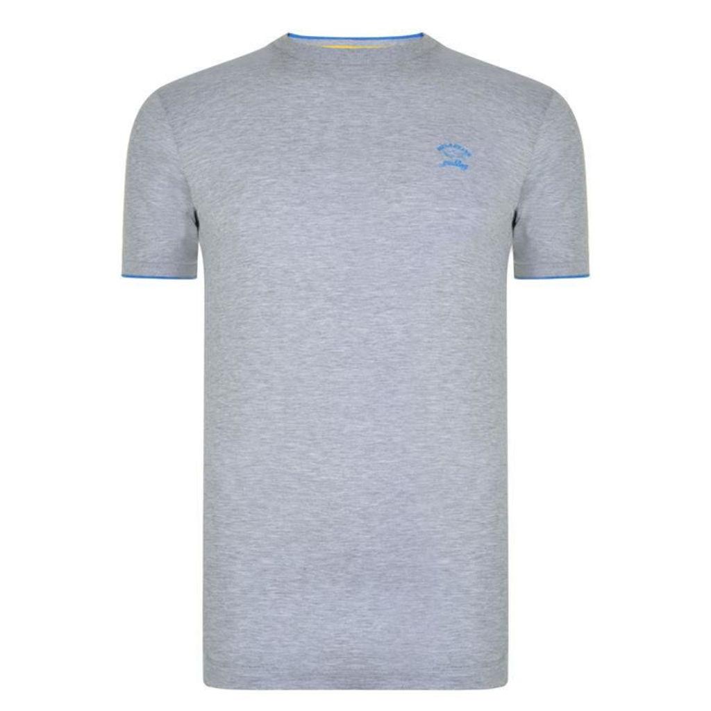 PAUL AND SHARK Short Sleeved Pique T Shirt