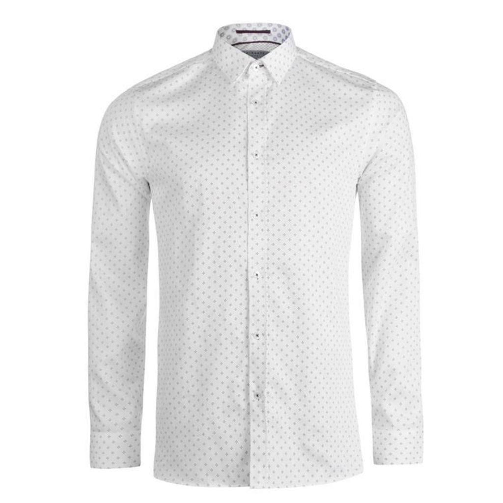 TED BAKER Sobossey Cross Shirt