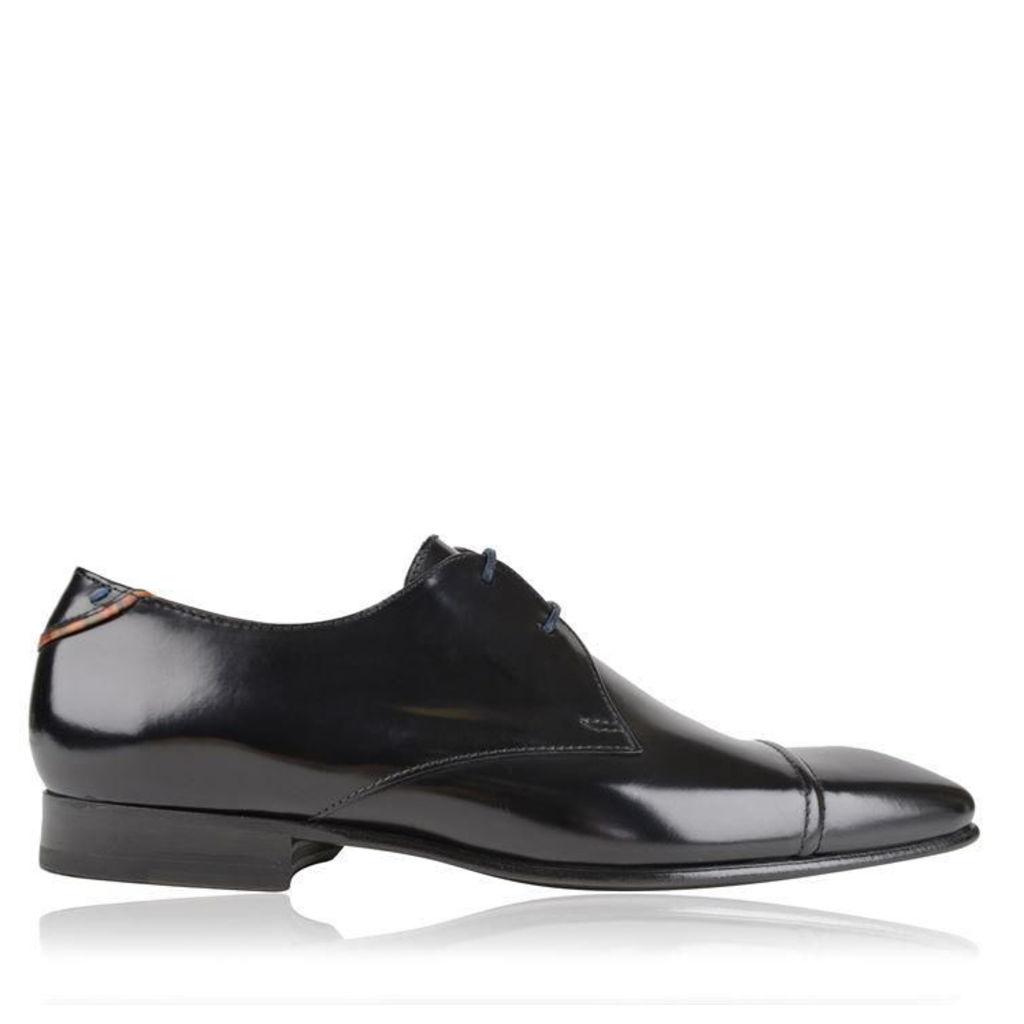 PAUL SMITH High Shine Leather Robin Shoes