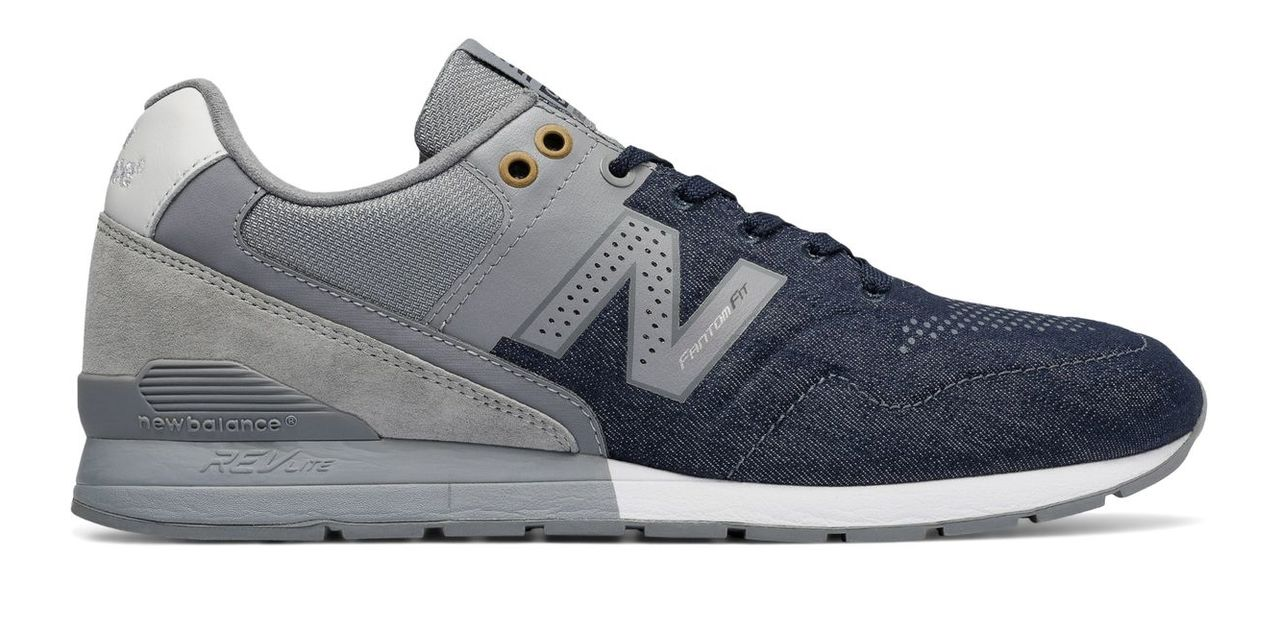 New Balance Reengineered 996 Suede Men's Footwear Outlet MRL996FT
