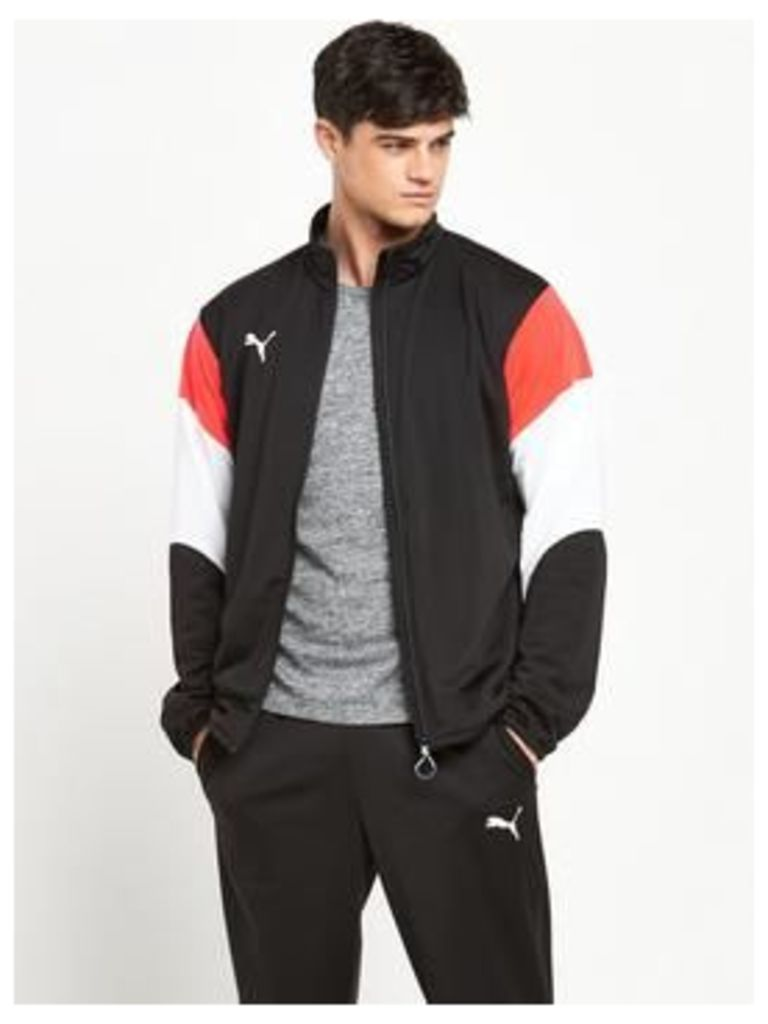 Puma Football Training Tracksuit
