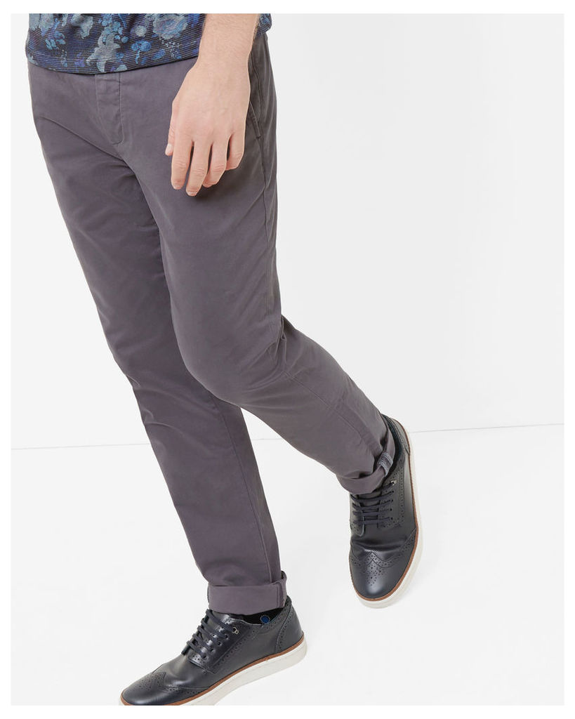 Ted Baker Slim fit chinos Grey