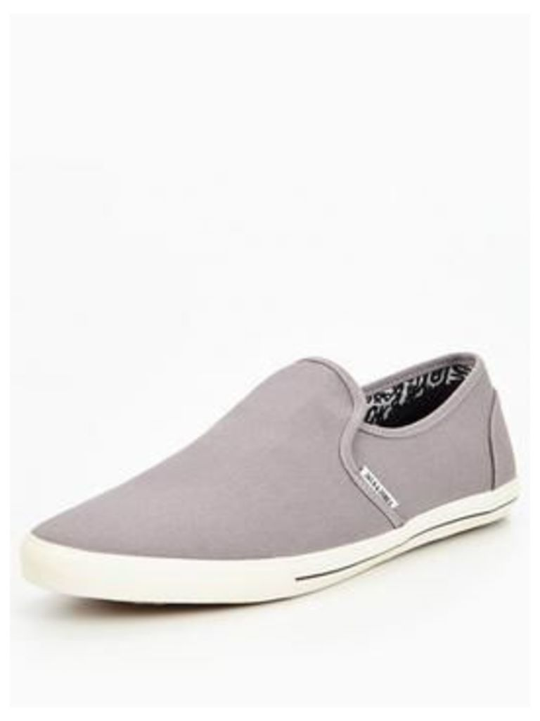 Jack & Jones Jack &Amp; Jones Snake Canvas Slip On