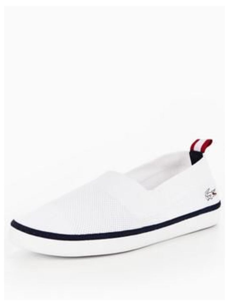 Lacoste Lacoste L.Ydro 117 1 Slip On - White