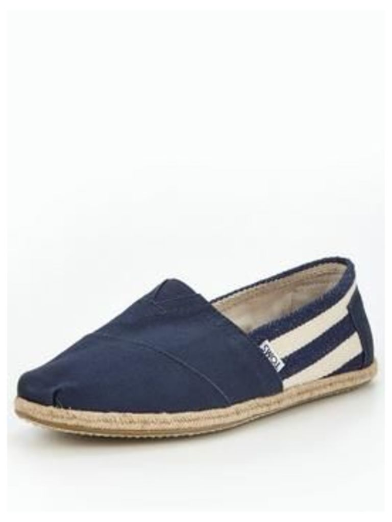 Toms Toms Alpargata Slip On Shoe