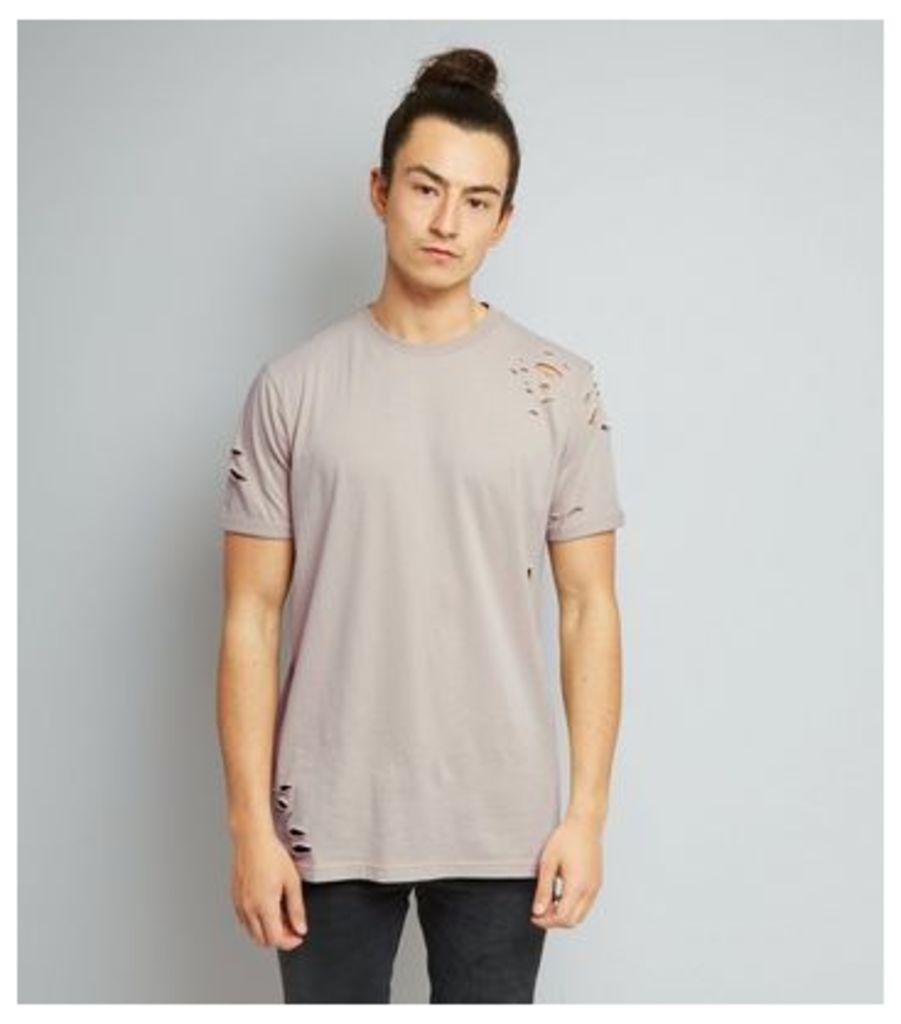 Stone Ripped T-Shirt