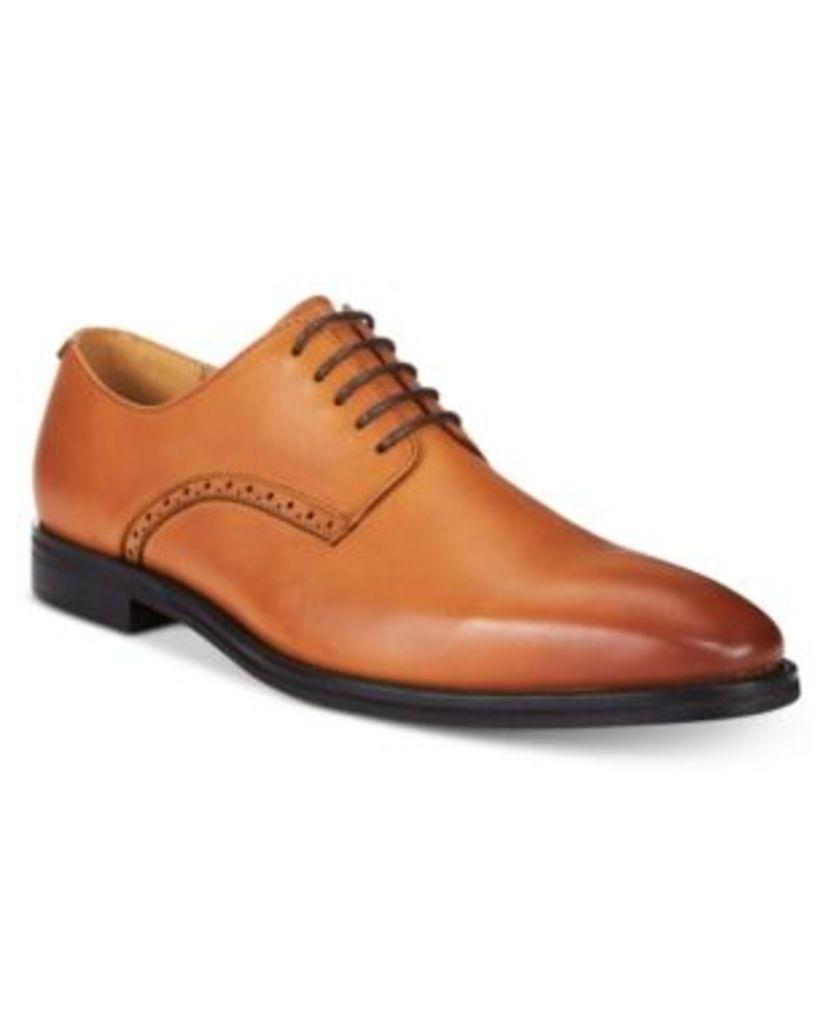 Alfani Men's Comfort Marvin Plain Toe Derby, Only at Macy's Men's Shoes