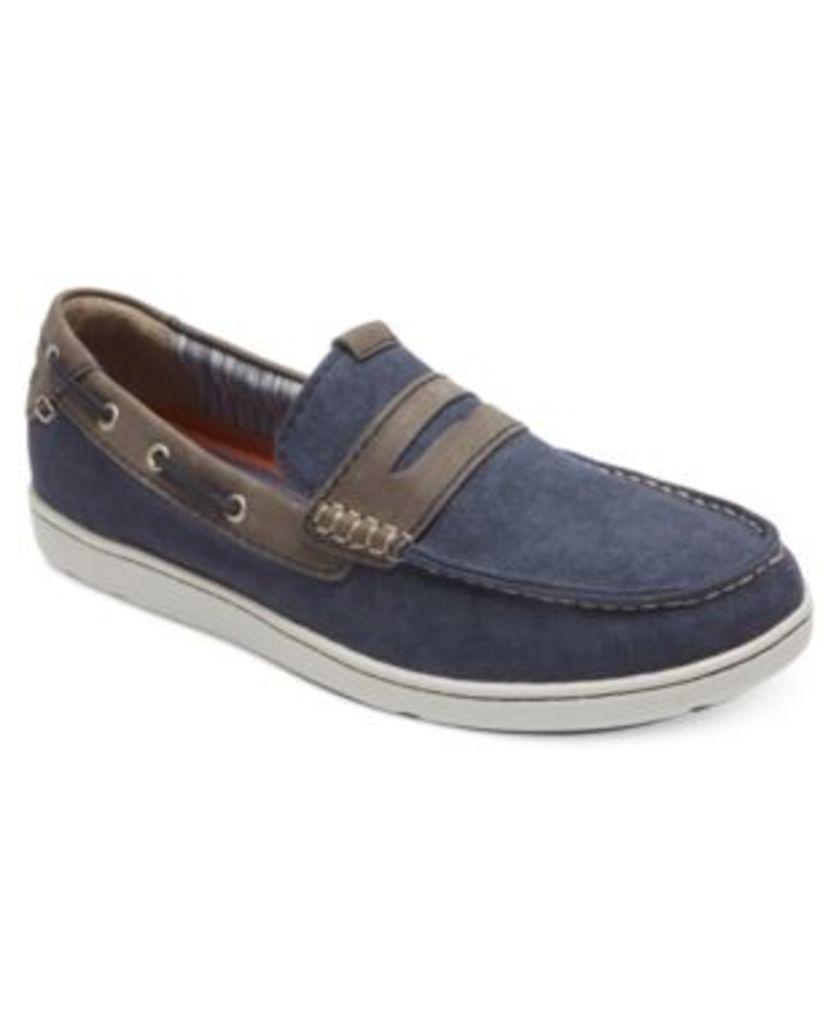 Rockport Men's Gryffen Penny Slip-On Loafers Men's Shoes