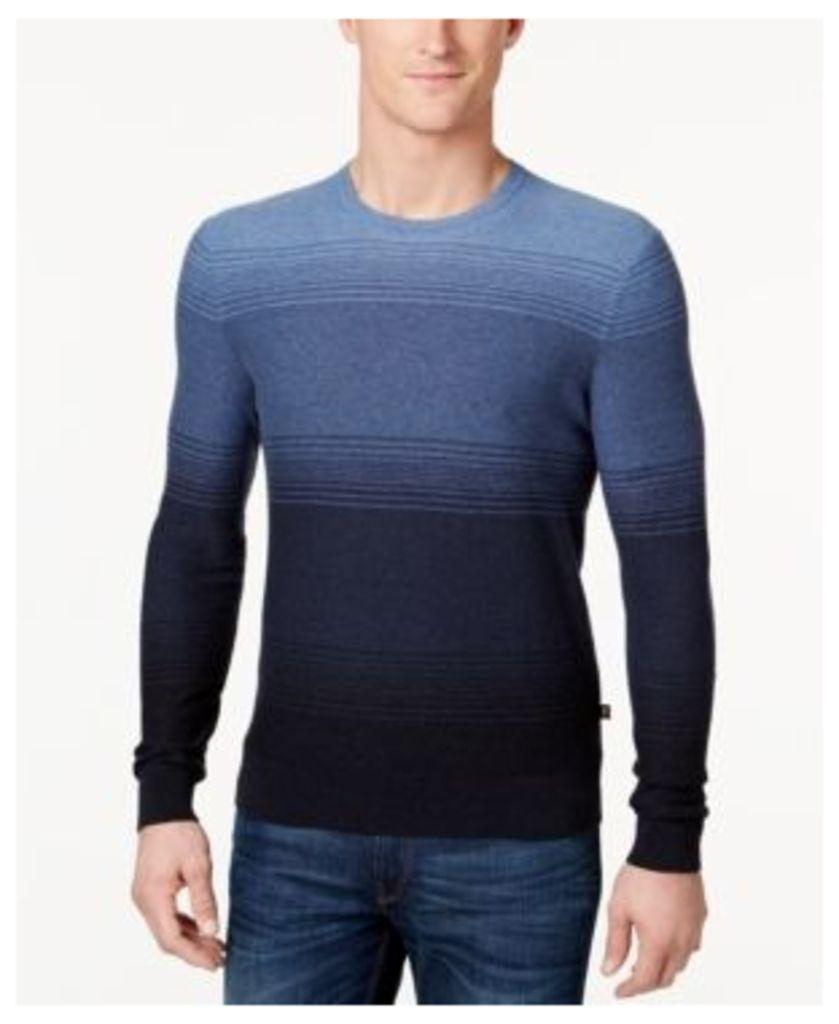Michael Kors Men's Ombre Striped Sweater