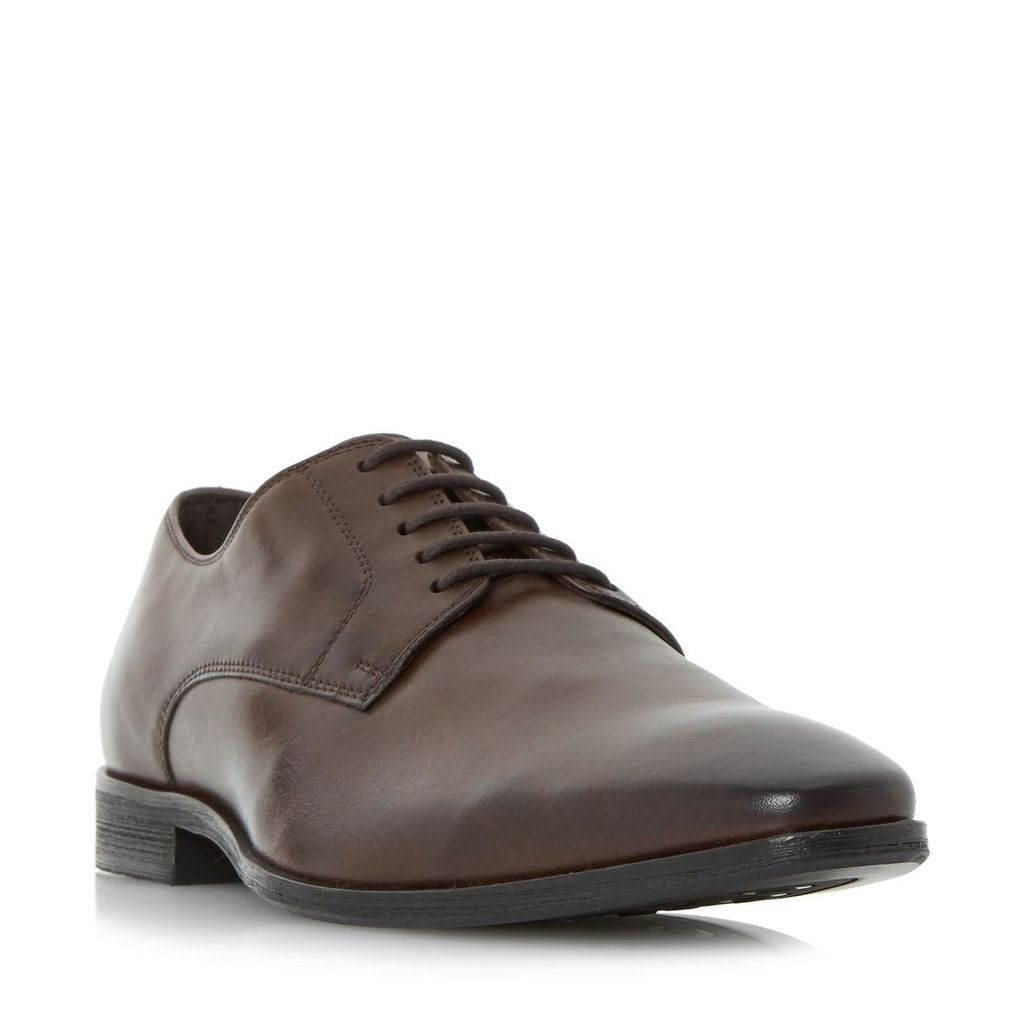 Piccadilly Chisel Plain Vamp Gibson Shoe