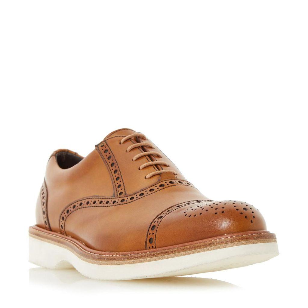 Rafael White Sole Brogue Shoe