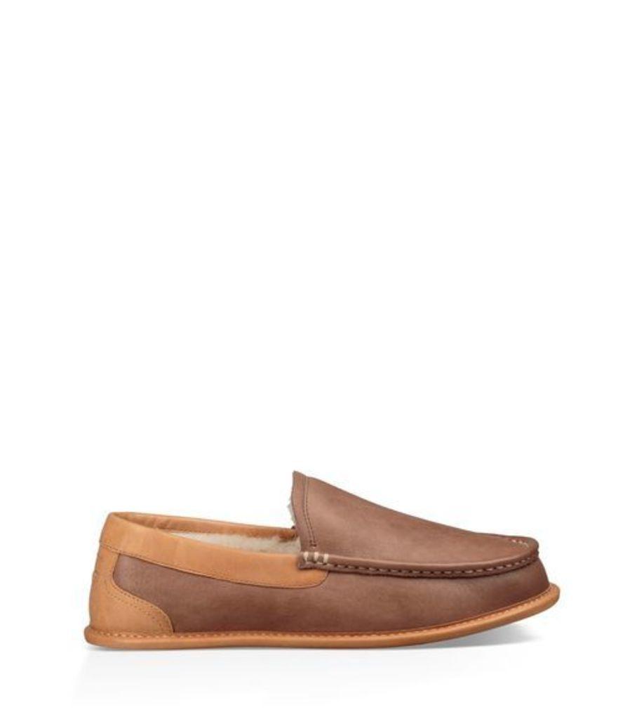 UGG Lorne Mens Slippers Chocolate 11