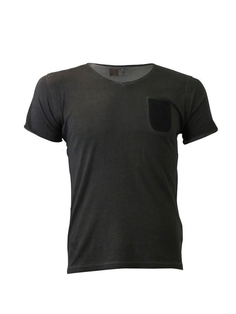 Watts Black Man T-Shirt Datta