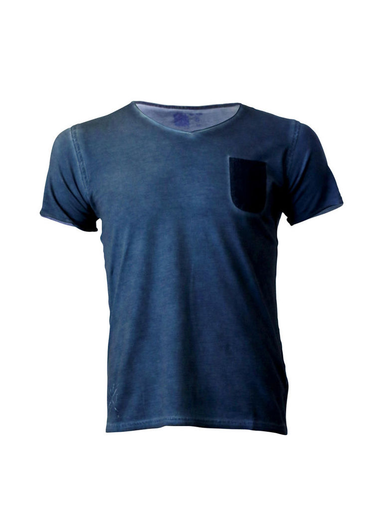 Watts Navy Man T-Shirt Datta
