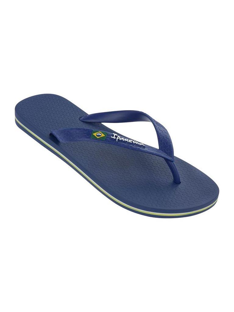 Ipanema Blue Male flip flops Classica Brasil II