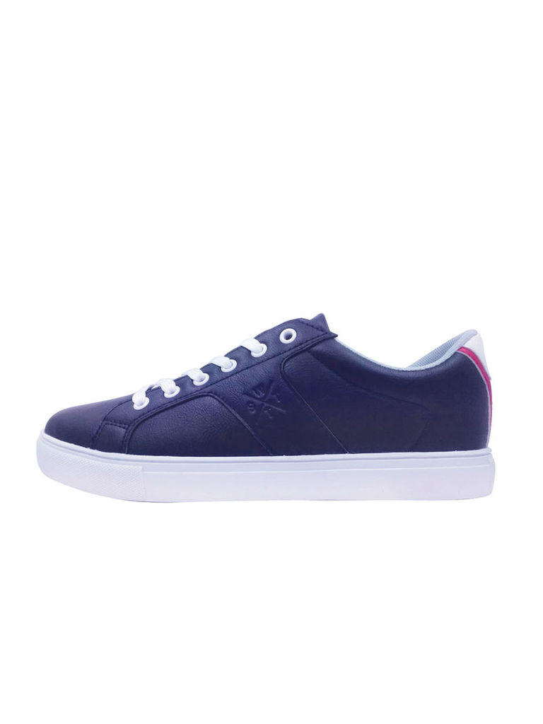 Watts Like Navy Man Sneakers