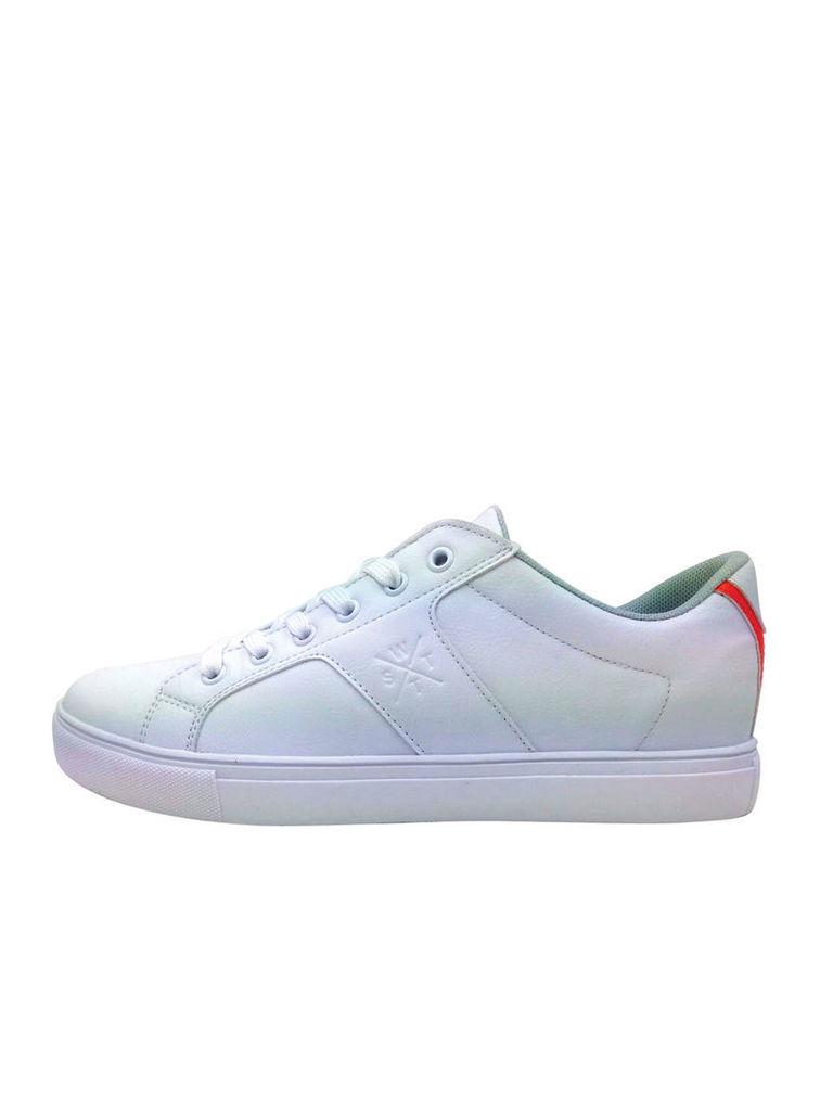 Watts Like White Man Sneakers